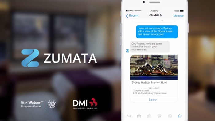 Zumata Chatbot App Is Taking a Giant Leap Forward in Online Hotel Search