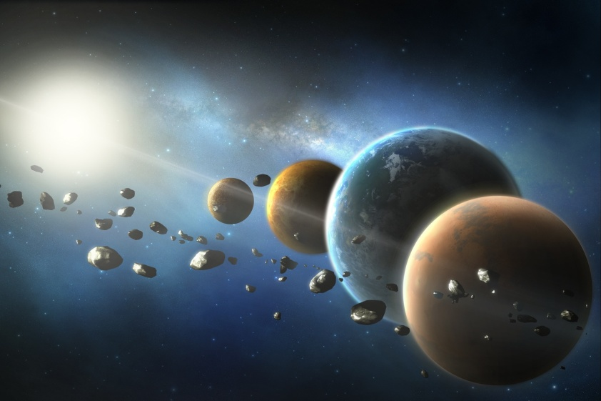 NASA Discovers TRAPPIST-1, a System of 7 Earth-Like Exoplanets