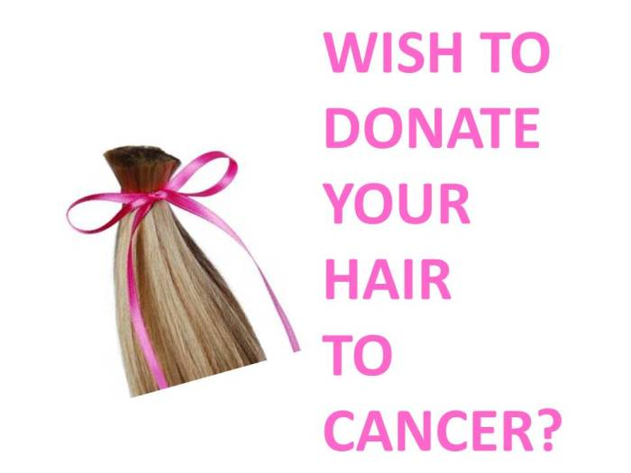 Donate Your Hair For Charitable Purposes Now In India too